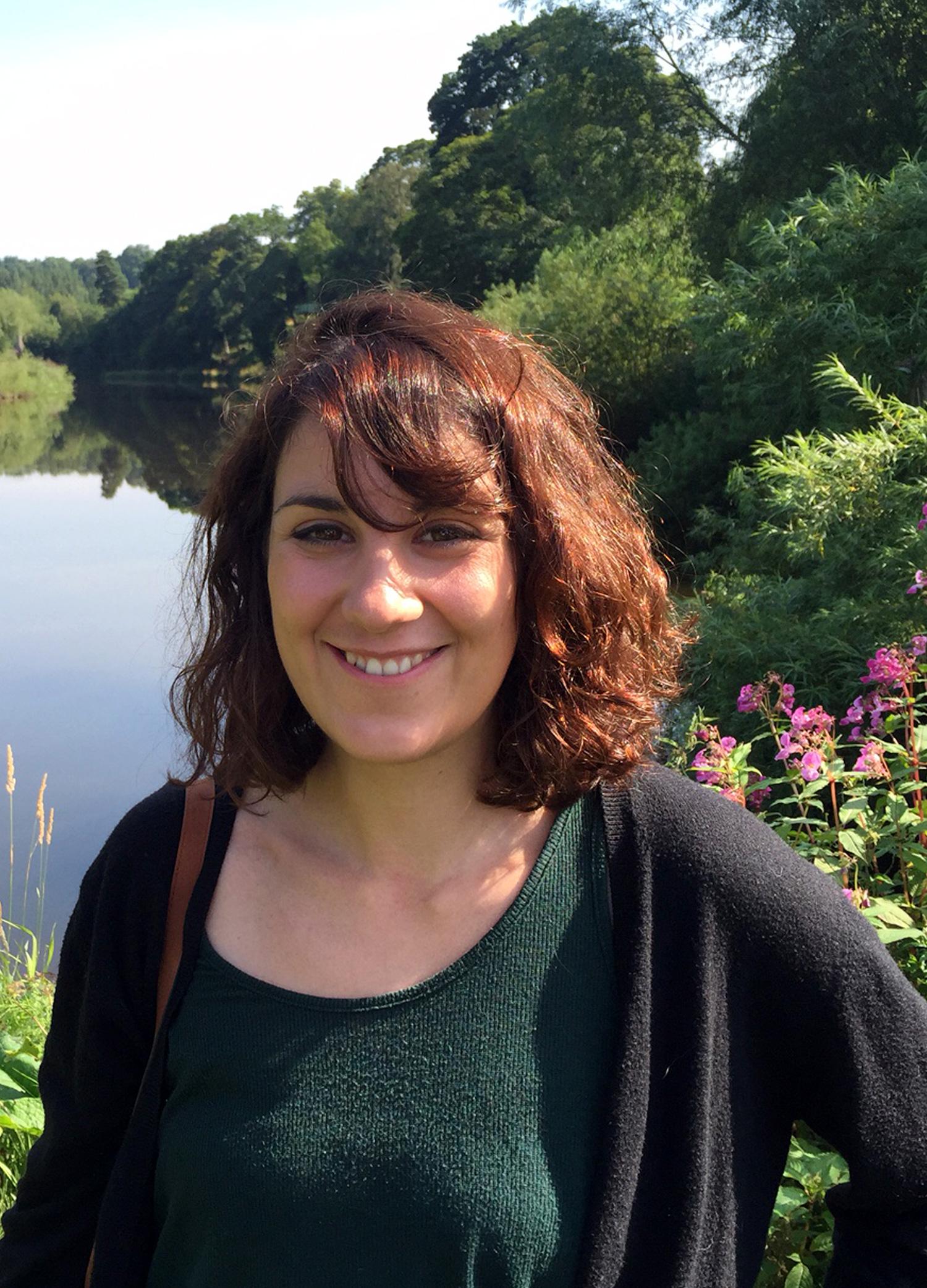 Refugee Rights Europe Natalie Stanton