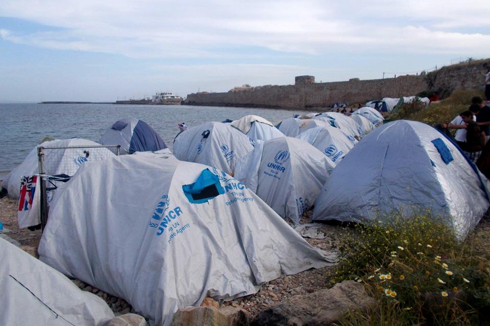 Refugee Rights Europe Calling For Change Greek Islands