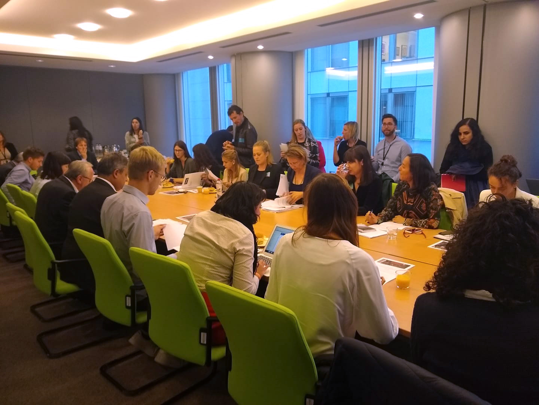 Refugee Rights Europe Impact European Parliament