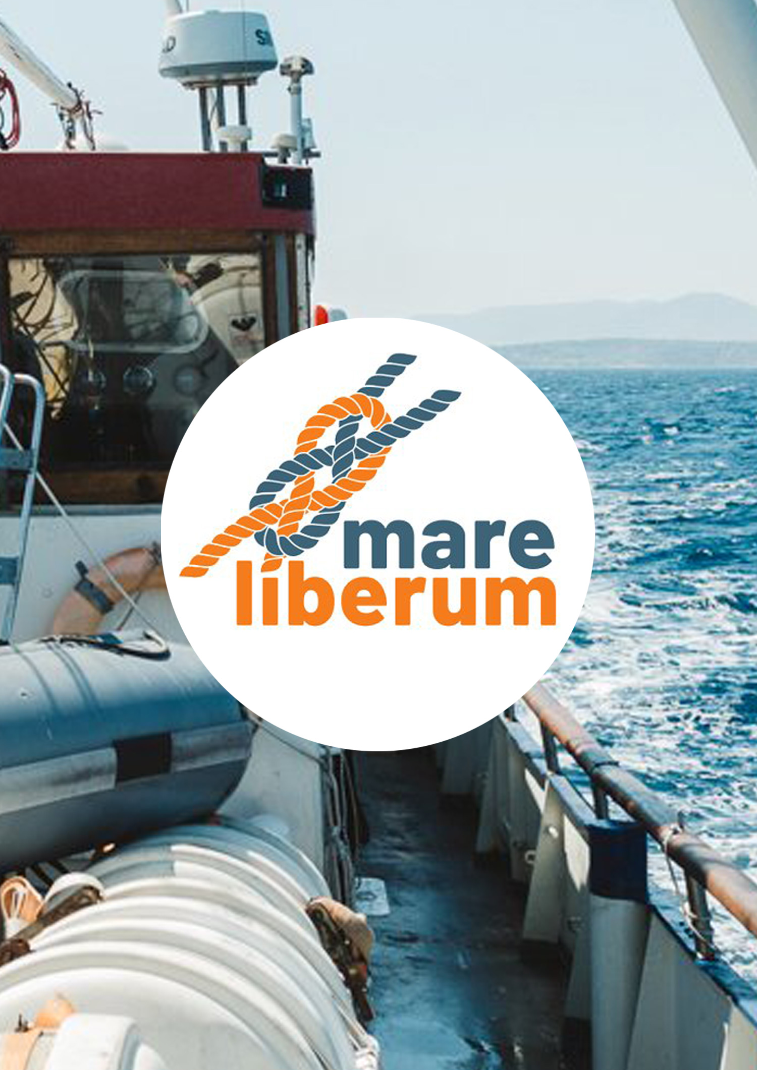 Refugee Rights Europe Calling For Change Pushbacks Mare Liberum