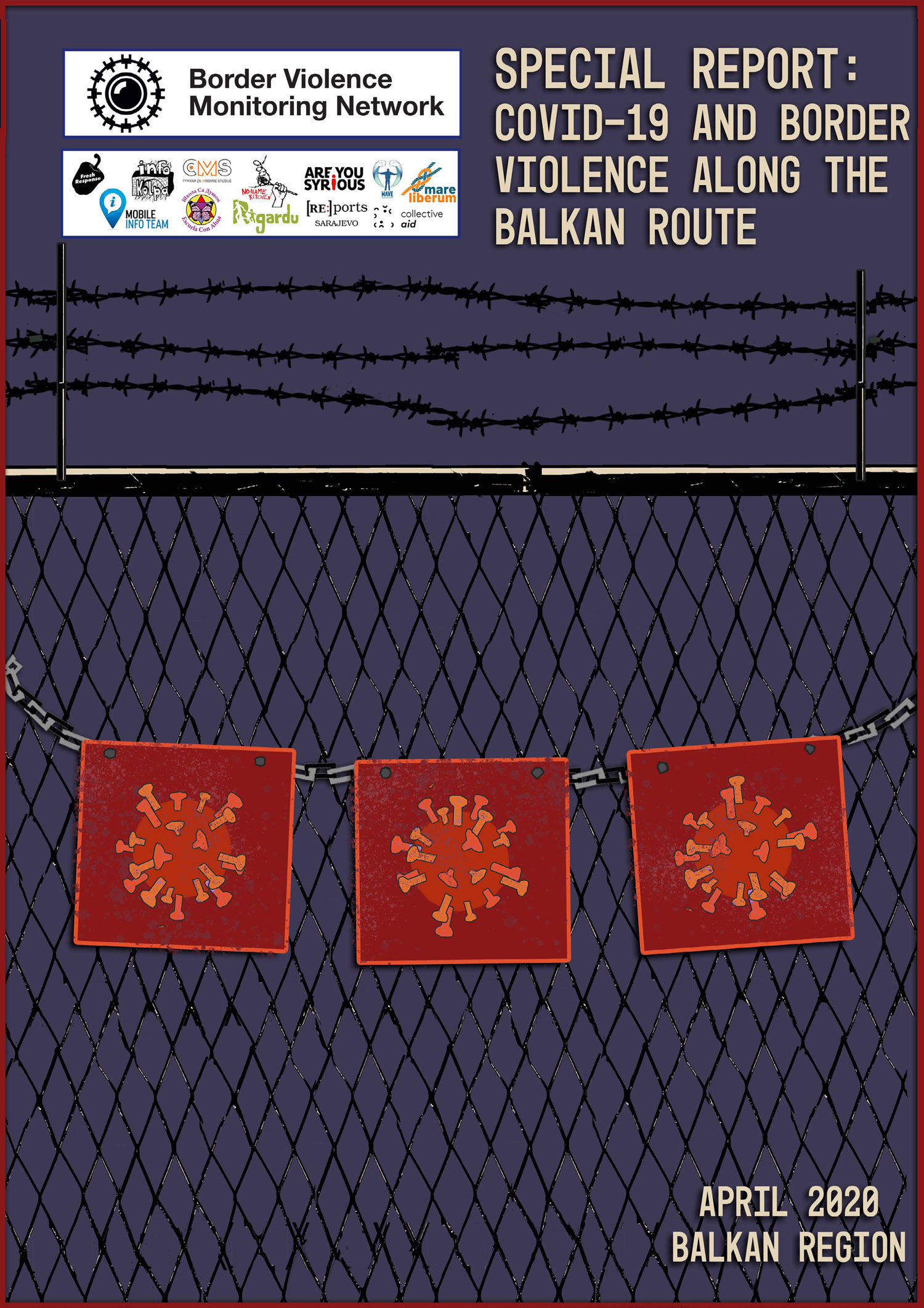 Refugee Rights Europe Pushbacks Balkan Route Covid-18 And Violence Along The Balkan Route
