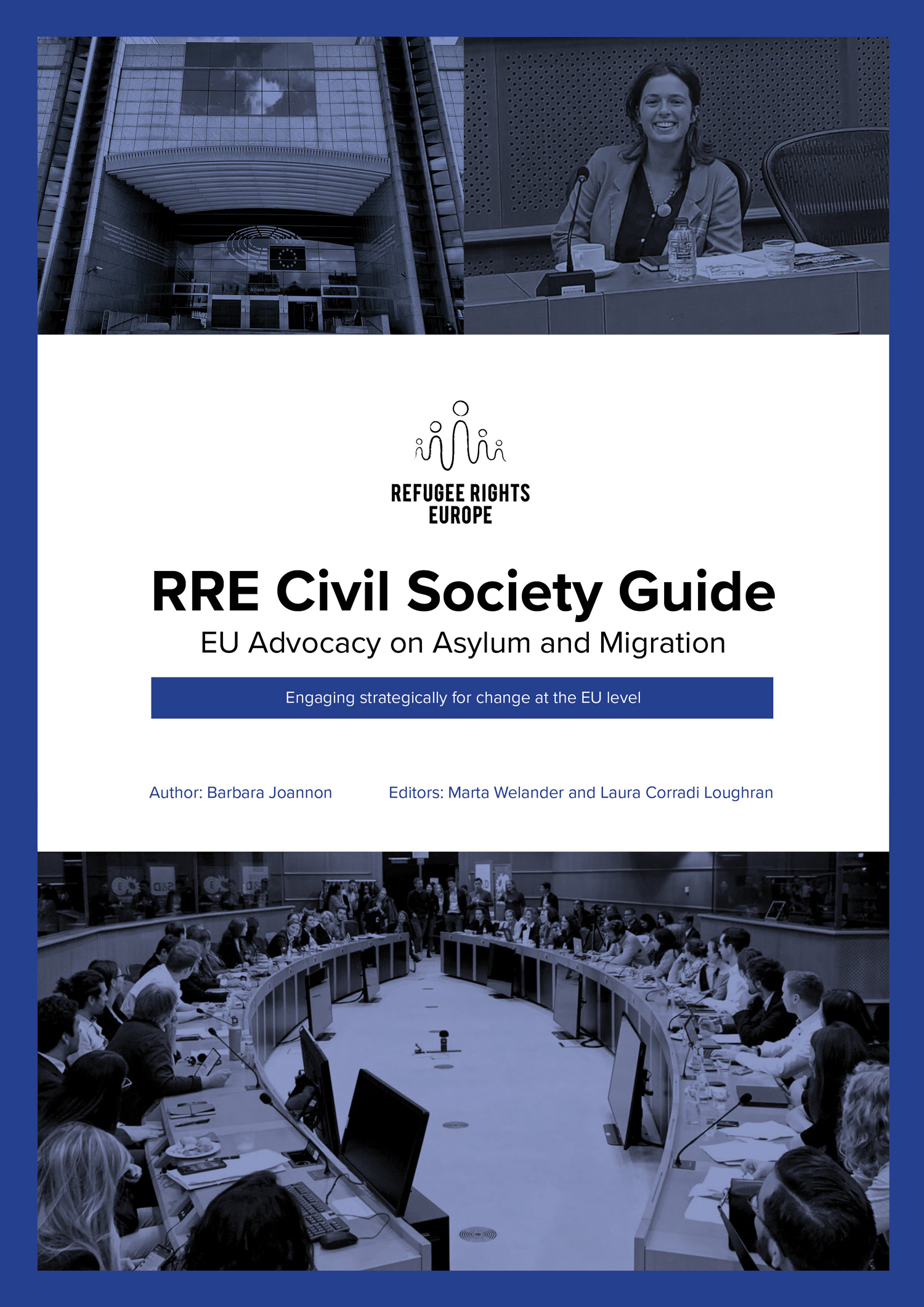 Refugee Rights Europe Civil Society Guide EU Advocacy